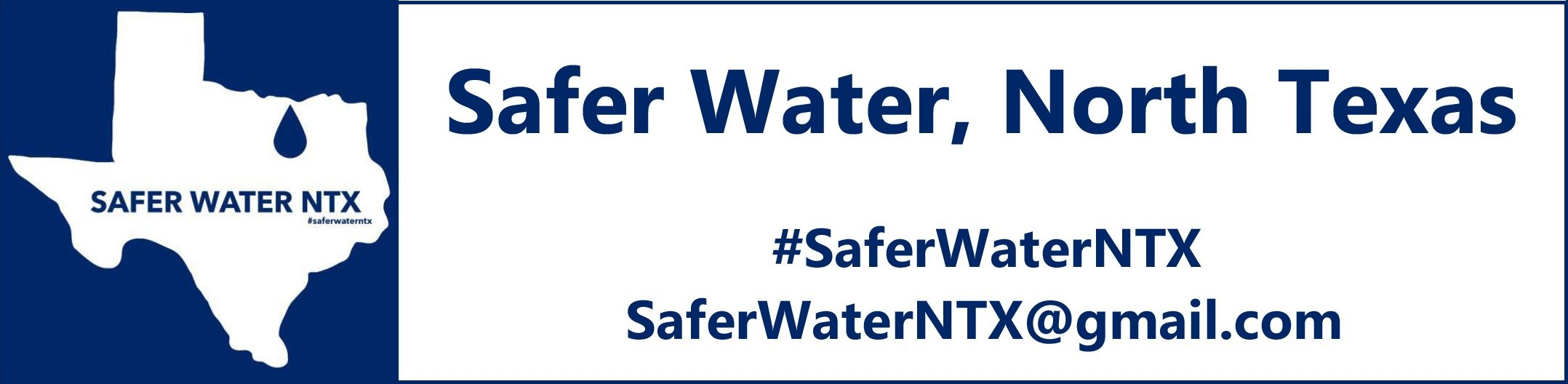Safer Water, North Texas